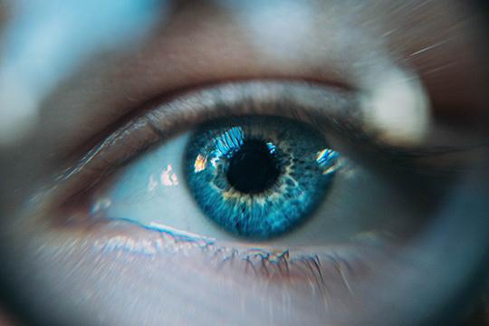 La luz azul y nuestros ojos