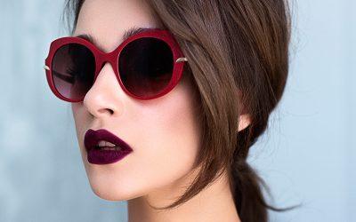 Gafas Caroline Abram: la elección del buen gusto